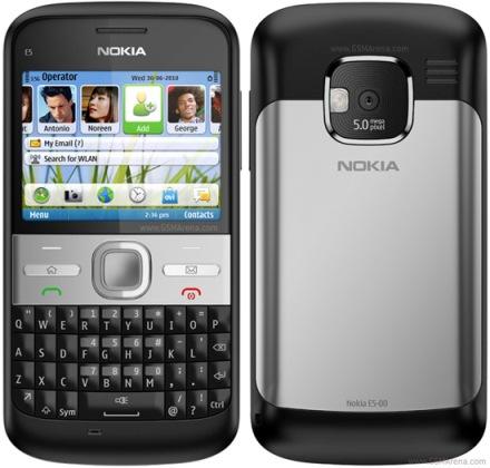 Novos aparelhos da Nokia com teclado QWERTY » Blog do Thomy